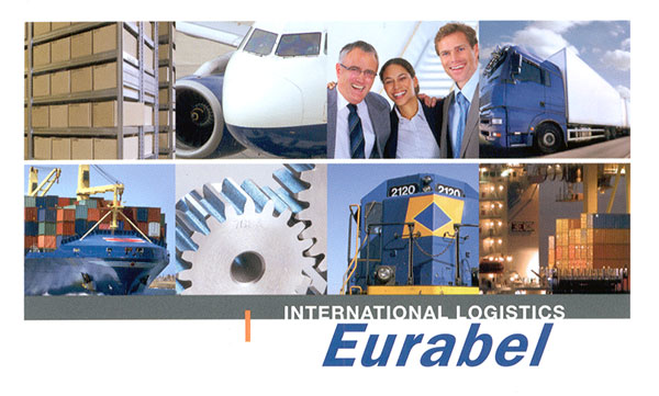 Welcome to Eurabel International Logistics GmbH